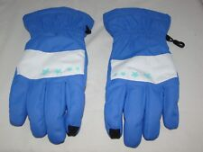 Land's End Winter Snow Ski Gloves Ez Touch Phone Kids Sz Large NWOT