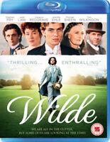 Wilde Blu-Ray (2015) Stephen Fry, Gilbert (DIR) cert 15 ***NEW*** Amazing Value