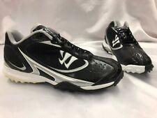 Warrior Streakr Lacrosse Turf Shoe Mens Size 9 Black New In Box