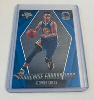 B5,519 - 2016-17 Totally Certified Franchise Foundations #5 Stephen Curry