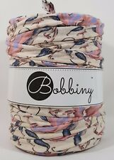 Bobbiny `Stoffgarn Orchidee` Neu Häkeln,Stricken wie Hooked 805