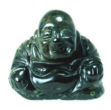 Large Kambaba Jasper Buddha Statue Hand Carved Gemstone Ornament 4cm Carving