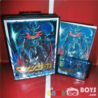 Mazin Saga Mutant Fighter Game Cartridge SEGA Mega Drive Japan Japanese NTSC-J