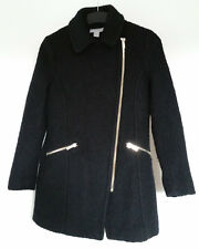 ♥ Wintermantel ♥ Mantel ♥ Gr. 38 ♥ H&M ♥ schwarz ♥ Wolle