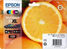 C13T33574011 Epson 33XL Multipack XP-530 XP-630 XP-635 XP-830 XP-900 XP-645 New