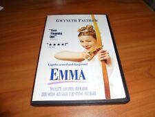 Emma (DVD, Widescreen 1999) Gwyneth Paltrow Used