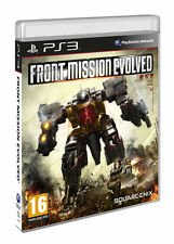 Front Mission Evolved Ps3 Playstation 3 It Import Square Enix