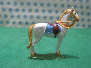 Rare Vintage 13 - Horse/Horse 40 MM Original Hausser Elastolin 1969-1979