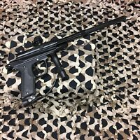 *USED* Azodin KDII Semi-Auto Paintball Gun Marker - Ninja Black