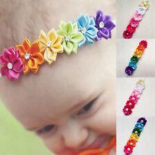 Lindo Bebé Niñas Color Multi Moda Diadema Banda De Pelo De Navidad Regalo