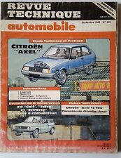 RTA 09/1985; Citroën Axel