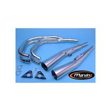 Scarico completo exhaust system 4 2 Honda CB 750 KZ 78 82 marving