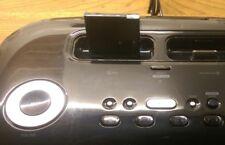 Adaptador Bluetooth para altavoz Iluv iMM173 Reloj Alarma Dual Dock Iphone Ipod