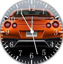 Nissan GTR Frameless Borderless Wall Clock For Gifts or Home Decor E193