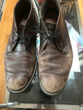 Pre-Owned Timberland Earthkeepers Chukka Boots Brown Leather Mens Size 11