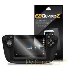 2X EZguardz Clear Screen Protector Shield Skin 2X For WikiPad WP005