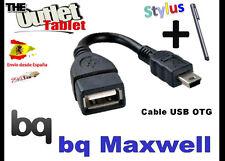 **CABLE USB OTG (ON THE GO) PARA BQ Maxwell Maxwell lite plus