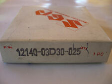 JEU de SEGMENTS SUZUKI TSR 125 années 91-94 cote +025