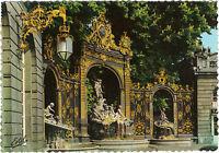 54 - Cpsm - Nancy - la Fontana da Nettuno