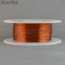 Magnet Wire 17 Gauge AWG Enameled Copper 316 Feet Coil Winding 2 Pounds 200C