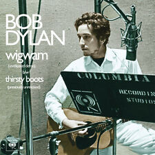 """Bob Dylan - Wigwam / Thirsty Boots 7"""" Columbia 2013"""