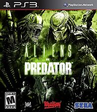 ALIEN VS. PREDATOR - SONY PLAYSTATION 3 PS3 GAME COMPLETE