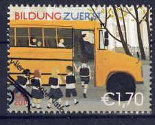 UNO WIEN 2014 - Bildung zuerst, Nr. 842, gestempelt