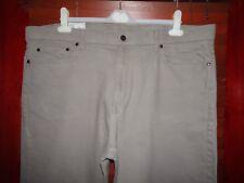 M&S Stone STORMWEAR Stretch Jeans *Size 42L* BNWT RRP £29.50