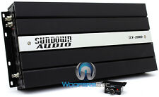 SUNDOWN AUDIO SCV-2000D MONOBLOCK 2000W RMS SUBWOOFERS SPEAKERS BASS AMPLIFIER