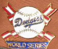 1981 Los Angeles Dodgers World Series Pin (LA Champs Champions MLB Baseball)