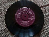 "PAUL ROBESON _ Medley part 1 & 2 HMV 7"" Vinyl record  1934 Very Rare"