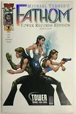 FATHOM#12 NM 2000 MICHAEL TURNER TOWER RECORDS VARIANT TOP COW/IMAGE COMICS