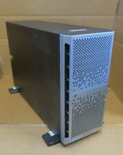 HP ProLiant ML350e G8 Intel 4 Core E5-2407 2.2Ghz Serveur tour 32 Go 470065-733