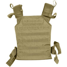 VIPER ELITE ARMY PLATE ARMOUR CARRIER MILITARY PATROL MOLLE UTILITY VEST COYOTE