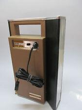 Vintage Gould Burgess Safari Lite Camping Lantern Portable Light Battery or AC