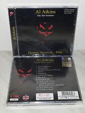 CD AL ATKINS - DEMON DECEIVER…. PLUS - JUDAS PRIEST - SEALED SIGILLATO
