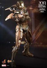 Hot Toys Iron Man 3 Mark 21 XXI Midas Exclusive New Sealed Brown Shipper