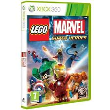 🔥LEGO Marvel Super Heroes 🔥PROMO COPY BRAND NEW SEALED  (Xbox 360) PAL AVENGER