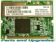 HP NX9600 zd8000 MiniPCI Wireless 378975-001 373047-001