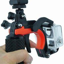 3 en 1 disparador de obturación acción Cámara flotabilidad Bar Floating empuñadura Abrazadera de teléfono