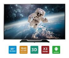 "SONIQ 65"" 4K UHD 3D Smart LED LCD TV (BRAND NEW) U65TX14A"