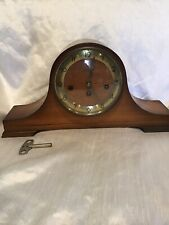 Linden Camel Back Mantel Click Made in Germany By Cuckoo Clock MFG