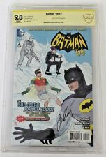 CBCS Graded 9.8 Batman '66 No. 2, 2013, Story Includes '66 Villian Siren, Signed