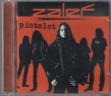 ZALEF - PISTOLET 2004 ZIC ZAC TOP RARE OOP CD POLSKA POLAND POLEN POLONIA