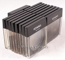 17 Hoyarex Filters inc Grads, Soft Spot, UV & Linear Polariser. Others Listed.