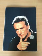 PROGRAMME concert MICHEL SARDOU Tournée 1995  F96