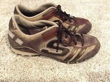 Women's LEATHER SKECHERS Athletic Shoes #45971 Beautiful Rich Brown Sz 8 US