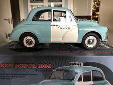Morris Minor 1000 Police Car By Sunstar in  1/12 scale