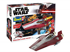 Revell - Star Wars - Resistance A-Wing Fighter - Red (06770) - NEW