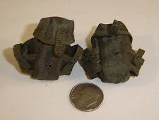 2 art figures US navy seal pouch 1/6 toys dragon bbi tears of the sun gi joe dam